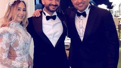 Photo of حفل زفاف نادر حمدي وسط مجموعه من نجوم الفن والمشاهير…صور