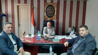 Photo of امين مساعد حزب حماة الوطن يلتقى رئيس حى ثانى شبرا الخيمة لحل مشاكل المواطنين