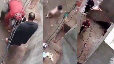 Photo of صاحب واقعة تعرية الرضيعة مش بنتى ويقدم فيدوهات مخلة لزوجته