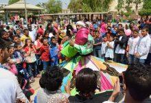 "Photo of نجوم الفن يشاركون فى احتفال ""يوم اليتيم"" بحدائق الحيوان بالجيزة"