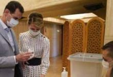Photo of الرئاسة السورية تعلن إصابة بشار الأسد وزوجته بفيروس كورونا