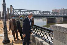 Photo of محافظ القليوبيه يتابع اعمال تطوير كورنيش النيل