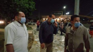 Photo of بناء على تعليمات محافظ القليوبية حى غرب شبرا الخيمة يشن حملة على الحدائق لمنع انتشار فيروس كورونا