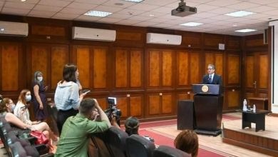 Photo of لقاء وزير السياحة والآثار مع وفد من الصحفيين والإعلاميين والمؤثرين الأوكران