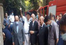 Photo of مدير الأمن ومحافظ الجيزه يتفقدان حريق مجلس الدولة