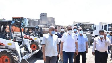 Photo of دعم منظومة النظافة بمعدات قيمتها ١٥ مليون و٦٢٣ الف جنية بالشرقية
