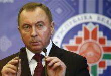 Photo of عاجل وزير خارجية بيلاروس: هناك من يريد تحويل بلادنا إلى أوكرانيا ثانية