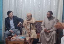 Photo of نقيب شباب المحامين بالقليوبية لوالدة الزوج الضحية بطوخ : نثق في قضاء مصر العادل والشامخ
