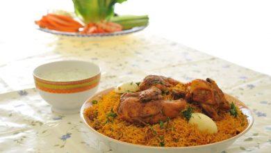 Photo of أرز مع دجاج