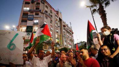 Photo of مظاهرات إسناد للأسرى ومسيرات على نقاط التماس لتشتيت الإسرائيليين عن ملاحقة الأسيرين الفارين