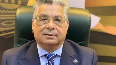 Photo of رئيس العاصمة الإدارية يلتقى الدكتور محمود العدل للتنسيق حول إقامة معرض عقارى بالأردن