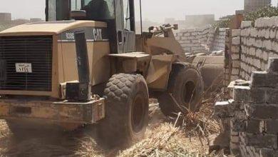 Photo of حملة مكبرة لمنع التعديات على الاراضى الزراعية واملاك الدولة بطهطا.
